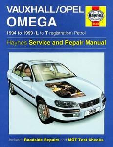 Bilde av Vauxhall/Opel Omega Petrol (94 -