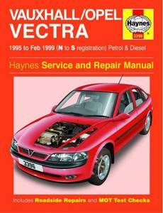 Bilde av Vauxhall/Opel Vectra Petrol &