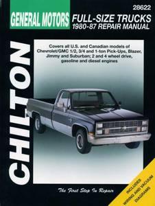 Bilde av Chevrolet Pick-Ups (80 - 87)