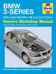 Bilde av BMW 3-Series petrol & diesel (05