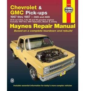 Bilde av Chevrolet and GMC Pick-ups (67 -