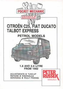 Bilde av Citroen C25, Fiat Ducato, Talbol