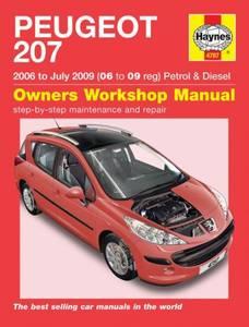 Bilde av Peugeot 207 Petrol & Diesel (06