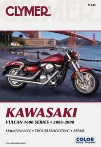Bilde av Clymer Manuals Kawasaki Vulcan