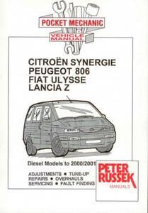 Bilde av Citroen Synergie, Peugeot 806,