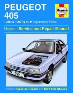 Bilde av Peugeot 405 Petrol (88 - 97) E