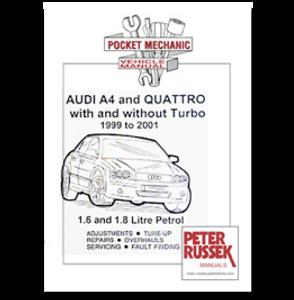 Bilde av Audi A4 & Quattro '99-'01