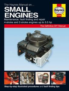 Bilde av The Haynes Small Engine Manual