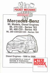 Bilde av Mercedes-Benz ML Diesel CDI