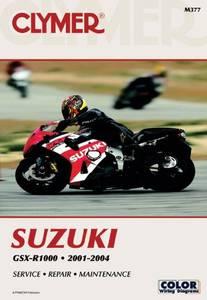Bilde av Clymer Manuals Suzuki GSX-R1000