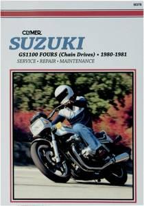 Bilde av Clymer Manuals Suzuki GS1100