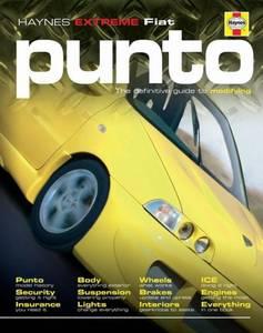 Bilde av Haynes bilbok Extreme Fiat Punto
