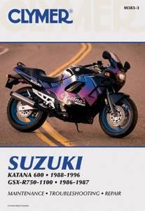 Bilde av Clymer Manuals Suzuki Katana