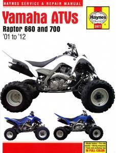 Bilde av Yamaha Raptor 660 & 700 ATVs (01