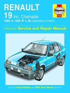 Bilde av Renault 19 Petrol (89 - 96) F to