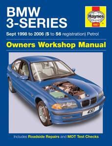 Bilde av BMW 3-Series Petrol (Sept 98 -