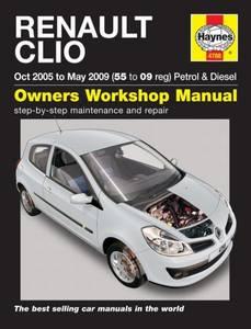Bilde av Renault Clio Petrol & Diesel