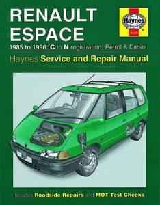 Bilde av Renault Espace Petrol and Diesel