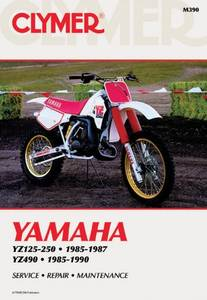 Bilde av Clymer Manuals Yamaha YZ125 &