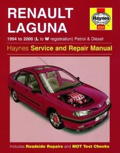 Bilde av Renault Laguna Petrol and Diesel