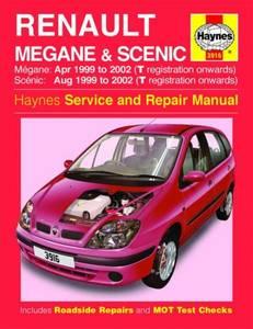 Bilde av Renault Megane and Scenic Petrol