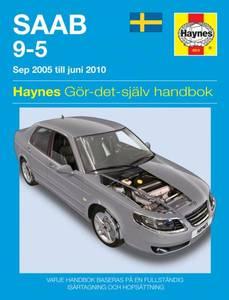 Bilde av Saab 9-5 (05 -10) (svenske