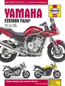 Bilde av Yamaha Fazer FZS1000 2001 - 2005