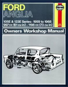 Bilde av Ford Anglia (59 - 68) up to G,