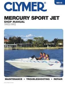 Bilde av Clymer Manuals Mercury Sport