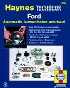 Bilde av Ford Automatic Transmission