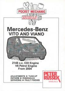 Bilde av Mercedes-Benz Vito & Viano V6