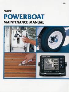 Bilde av Clymer Manuals Powerboat