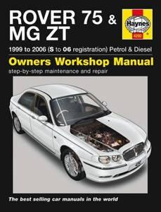 Bilde av Rover 75/MG ZT, Feb 1999 to 2006