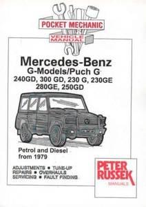 Bilde av Mercedes-Benz G-Class (G-Models)