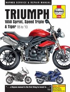 Bilde av Triumph 1050 Sprint ST, Speed