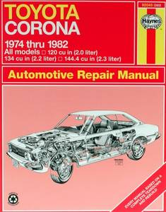 Bilde av Toyota Corona (74 - 82) (USA)
