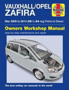 Bilde av Opel Zafira (2009 - 2014)
