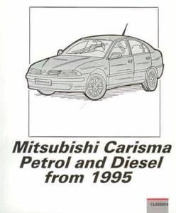 Bilde av Mitsubishi Carisma Manual