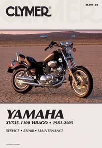 Bilde av Clymer Manuals Yamaha XV535-1100