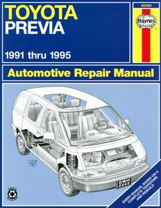 Bilde av Toyota Previa (91 - 95) (USA)