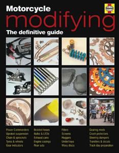 Bilde av Motorcycle Modifying Manual