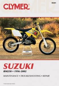 Bilde av Clymer Manuals Suzuki RM250