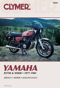 Bilde av Clymer Manuals Yamaha XS750,