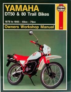 Bilde av Yamaha DT50 & 80 Trail Bikes (78