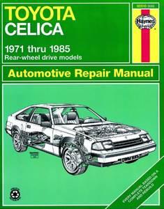 Bilde av Toyota Celica Rear-wheel drive