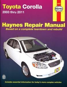 Bilde av Toyota Corolla (2003-2011) (USA)