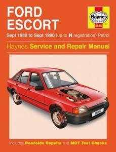 Bilde av Ford Escort Petrol (Sept 80 -