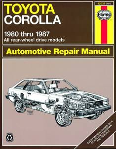 Bilde av Toyota Corolla Rear-wheel drive