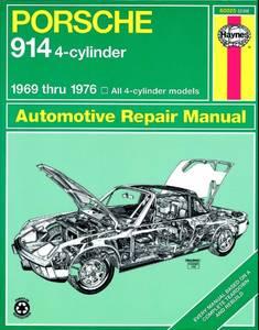 Bilde av Porsche 914 (4-cyl) (69 - 76)