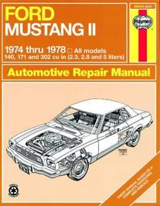 Bilde av Ford Mustang II (74 - 78) (USA)